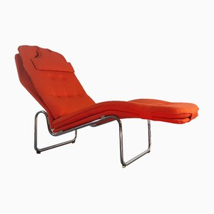 Mid-Century Swedish Chaise Lounges from IKEA, 1960s