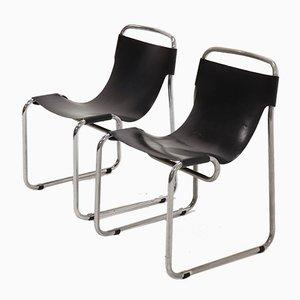 Beistellstühle, 1950er, 2er Set