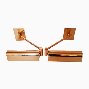 Sconces by Hansen G W for Metalarte, 1970s, Set of 2