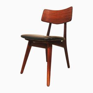 Esszimmerstuhl aus Teak von Louis van Teeffelen für WéBé, 1960er