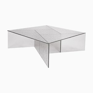 Large Grey Aspa Side Table by MUT deisgn