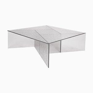 Tavolino Aspa grigio di MUT deisgn