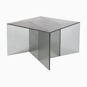 Grauer mittelgroßer Aspa Beistelltisch von MUT Design