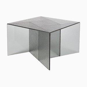 Table d'Appoint Aspa Grise par MUT Design
