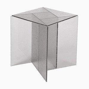 Petite Table Basse Aspa Grise par MUT Design