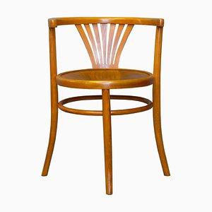 Chaise de Salle à Manger Modèle B28 par Michael Thonet pour Fischel, 1920s