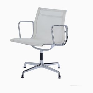 Chaise de Bureau Modèle EA 108 par Charles & Ray Eames pour Vitra, 2000s