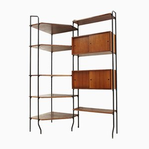 Mid-Century Model Aedes Wall Unit from Amma, 1950s