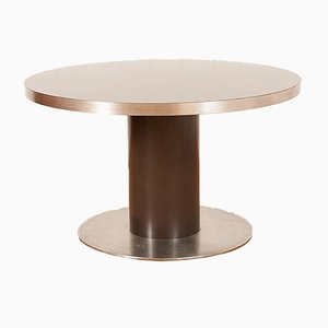 Vintage Model Savage Dining Table by Willy Rizzo for Mario Sabot, 1970s