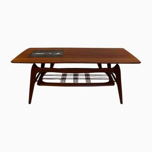 Table Basse par Louis van Teeffelen, 1960s