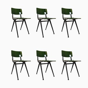 Industrial Dining Chairs by Marko Holland, 1960s, Set of 6