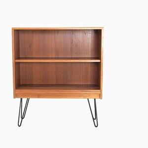 Kleines Bücherregal aus Teak von G-Plan, 1970er