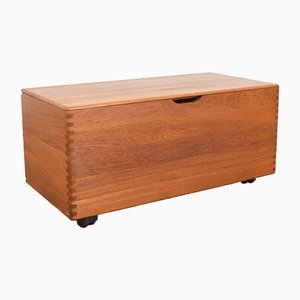 Danish Teak Blanket Box from Salin Mobler, 1960s