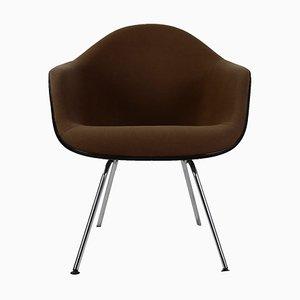 Vintage Beistellstuhl aus Glasfaser von Charles & Ray Eames für Vitra, 1970er