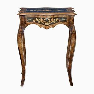 Table d'Appoint Antique en Noyer