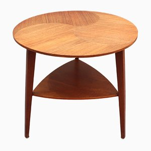 Table d'Appoint Scandinave Mid-Century, 1960s