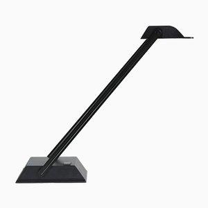 Lampada da scrivania nera di Osram, anni '80