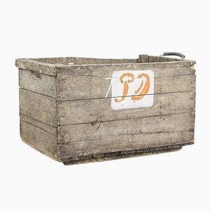 Caisse de Vignoble Antique de PD