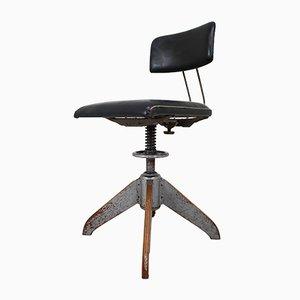 Chaise d'Architecte par Robert Wagner pour Rowac, Allemagne, 1950s