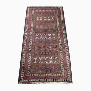Antique Turkish Woolen Carpet, 1910s