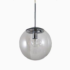 Deutsche Deckenlampe von Glashütte Limburg, 1970er