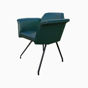 Lounge Chair by Joseph-André Motte for Steiner, 1950s