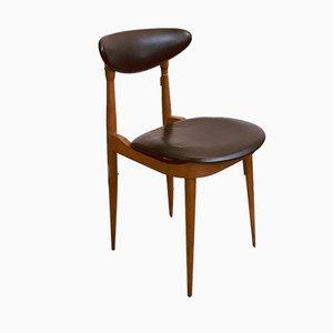 Mid-Century Scandinavian Side Chair