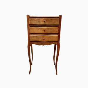 Mid-Century Louis XV Style French Nightstand
