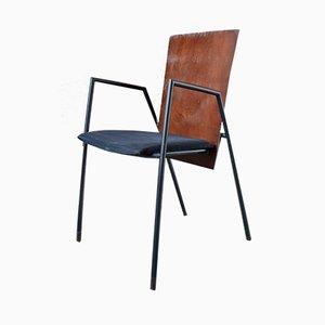 Chaise de Bureau Postmoderne, 1980s