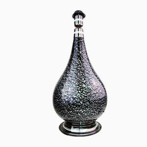 Lampada da tavolo in vetro di Murano di Barovier & Toso, anni '60