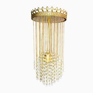 Kaskadenlampe von Palwa, 1960er