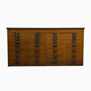 Vintage Industrial Dresser, 1950s