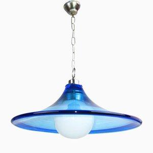 Murano Glass Ceiling Lamp, 1960s