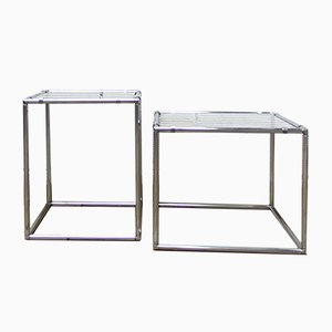 Vintage Side Table by Poul Cadovius for Abstracta System, 1960s