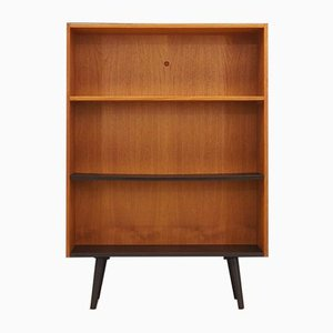 Vintage Danish Teak Veneered Bookshelf