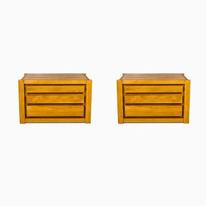 French Dressers by Maison Regain, 1960s, Set of 2