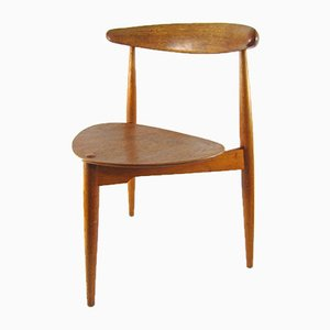 Mid-Century Model FH 4103 Dining Chair by Hans Wegner for Fritz Hansen