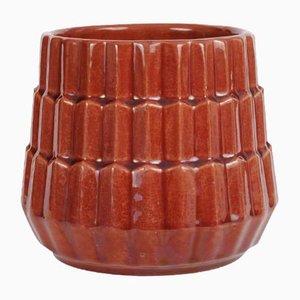 Art Déco Pflanzer aus Keramik von St. Clement, 1960er