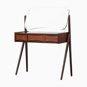 Dressing Table by Arne Vodder for AG Spejl Kobberbeskyttet, 1960s