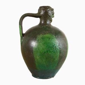Brocca antica in ceramica, inizio XX secolo