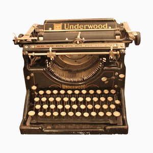 Vintage Typewriter from Underwood