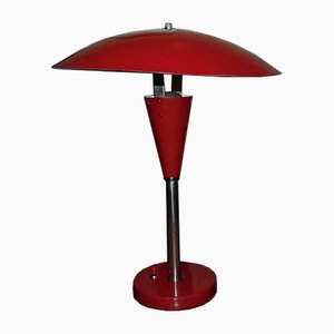 Vintage Industrial Polish Table Lamp