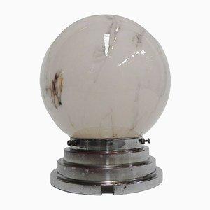 Lámpara de techo francesa, años 30