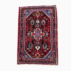 Small Vintage Woolen Carpet