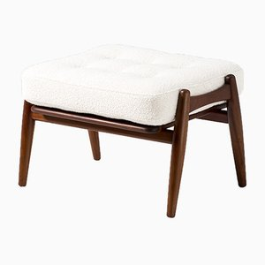 Model GE-240 Cigar Ottoman by Hans J. Wegner, 1950s