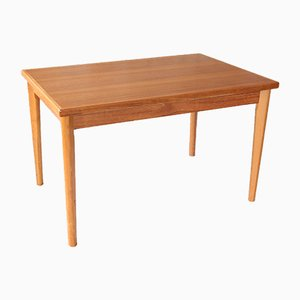 Mid-Century Danish Teak Extendable Dining Table from BRDR Furbo