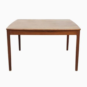 Square Rosewood Coffee Table, 1960s