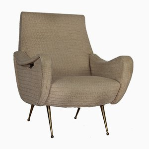 Mid-Century Italian Lady Chair from Marco Zanuso, 1960s