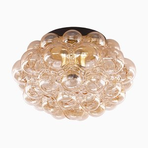 Mid-Century Flush Mount by Helena Tynell for Limburg