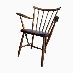 Vintage Scandinavian Armchair, 1950s